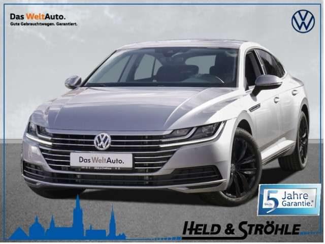 Volkswagen, Arteon, 2.0 TDI AHK NAV LED 4xSHZ