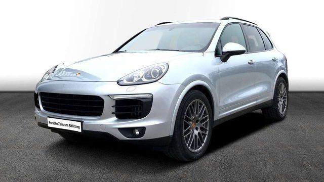 Porsche, Cayenne, Diesel Platinum Edition | 20-Zoll RS |
