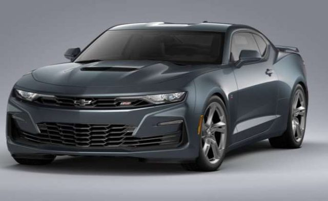 Chevrolet, Camaro, V8 Automatik MAGNETIC RIDE*RECARO*HEAD UP