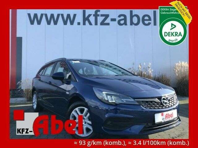 Opel, Astra, K 1.5 Diesel Edition PDC/LED/Tempomat