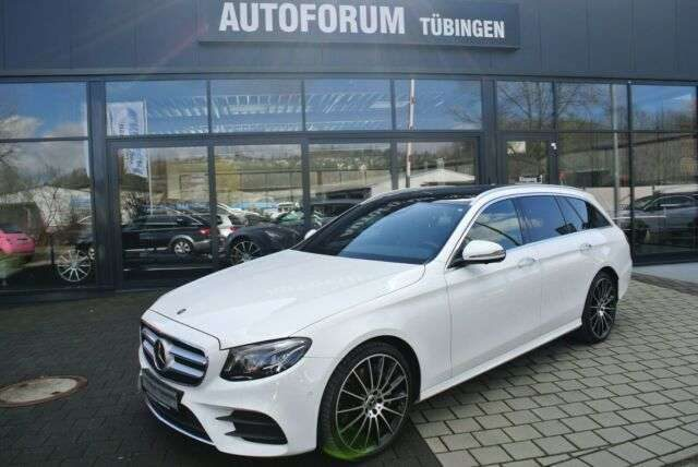E 400, 4MATIC T *AMG Line*PANORMA*VOLL*