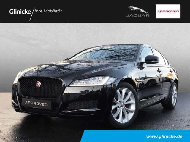 Jaguar, XF, Prestige 20d Panorama Meridian 380W Kamera