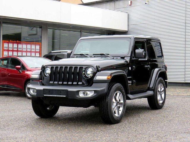 Jeep, Wrangler, Sahara (JL) 2.0 272 PS 3 Türer