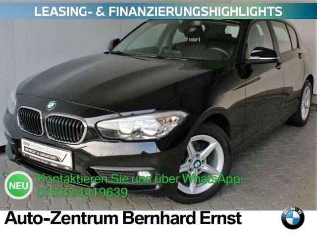 BMW, 116, d Advantage Aut. Navi Business PDC NSW