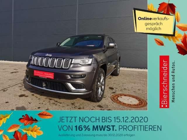 Grand Cherokee, 3.0l V6 Automatik 4WD Summit LEASING 529,- EUR MTL