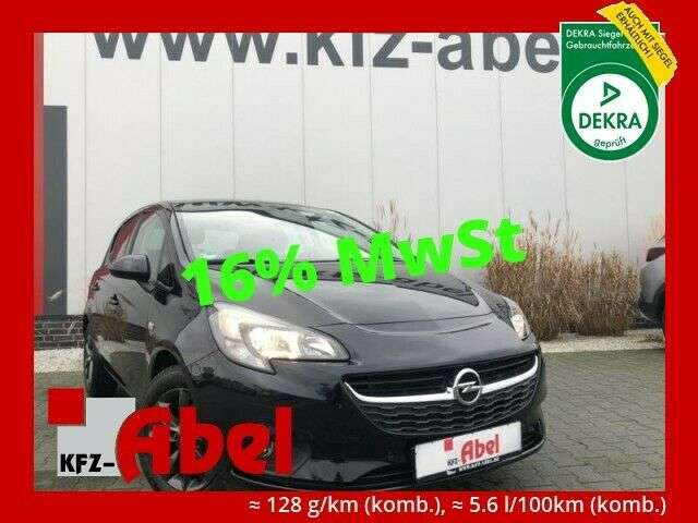 Opel, Corsa, E 1.4 S/S 120 Jahre Sitzh.,Intel.-Link,PDC
