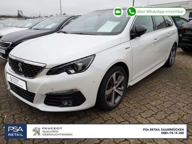 308, SW Allure GT-Line 2,0BlueHDi 150PS Panodach | Navi