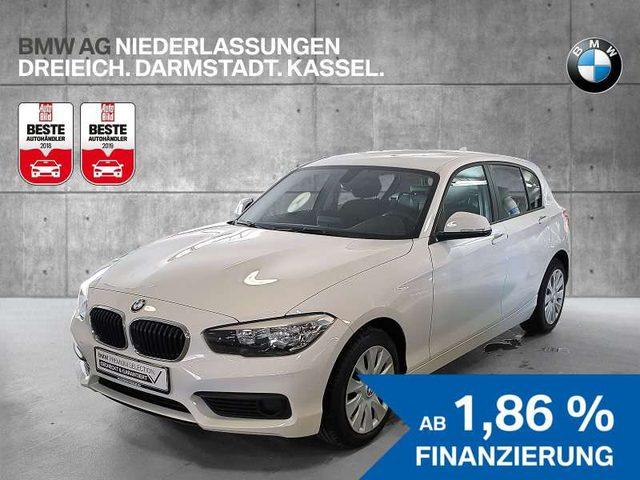 BMW, 116, i 5-Türer Klimaaut. PDC