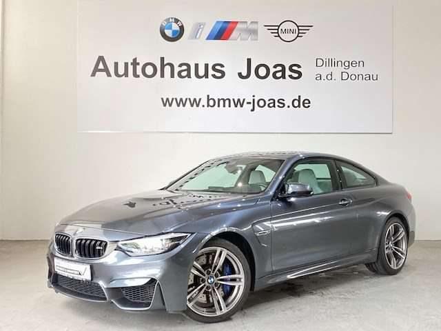 BMW, M4, Coupé (Head-Up, HiF,i LED, WLAN, Navi Prof., Shz)