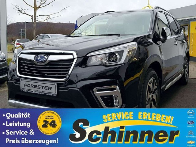 Forester, 2.0ie Lineartronic Active e-Boxer