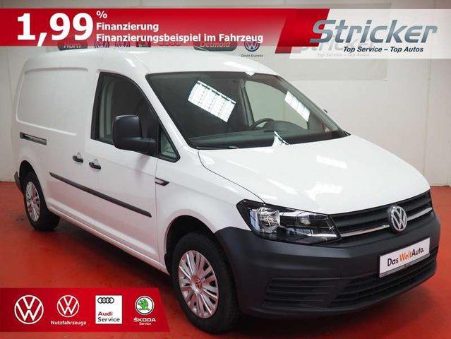 Volkswagen, Caddy, Maxi 2.0TDI 184,-ohne Anzahlung Klima Einparkhilf