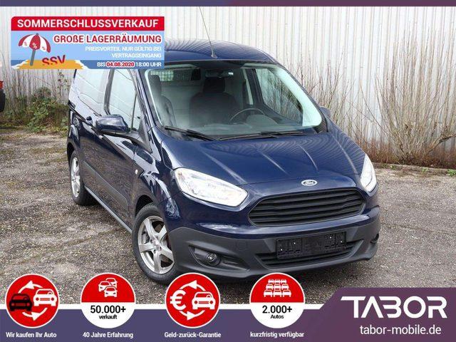 Ford, Transit Courier, 1.5 TDCi 75 Trend HFT Klima BT