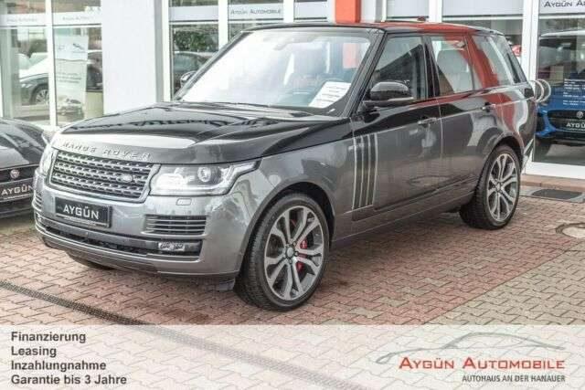 Range Rover, V8 SC SV Autobiography Dynamic