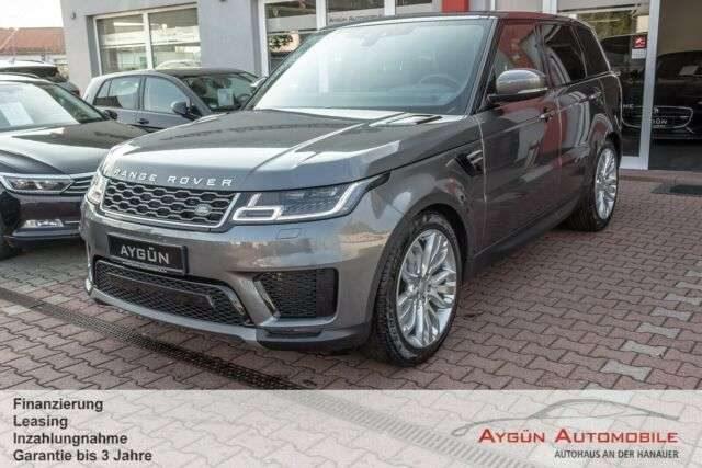 Range Rover Sport, SDV6 SE / Panorama
