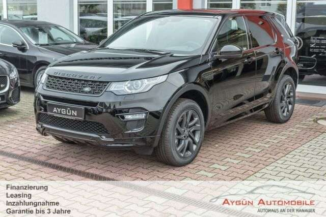Discovery Sport, TD4 Aut. SE Dynamic Pack