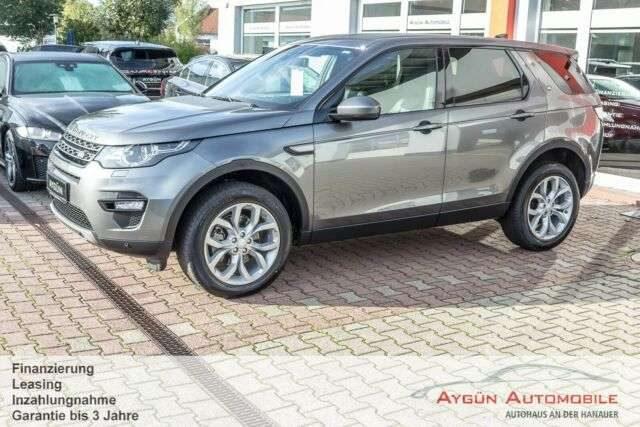 Discovery Sport, TD4 Aut. SE / 7 Sitze / Xenon