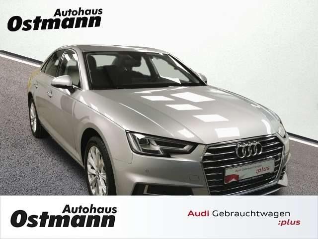 Audi, A4, Lim. 40 TDI quattro design LED*NAVI*EURO6