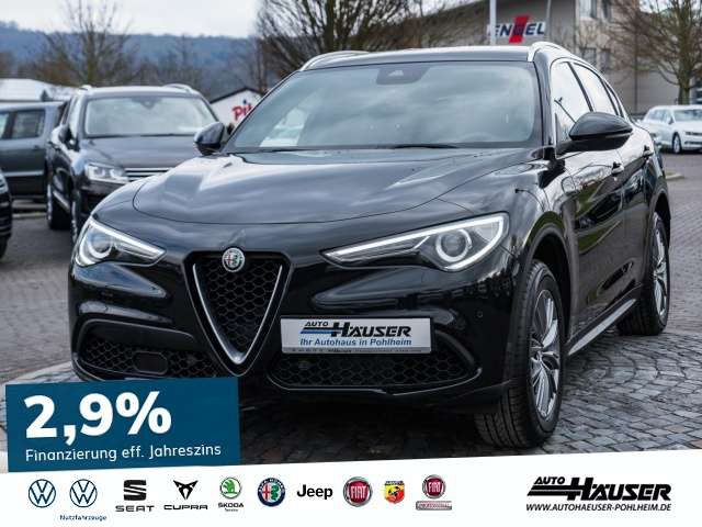 Stelvio, Super 2.0 Turbo AT8 Q4 VELOCE AHK NAVI