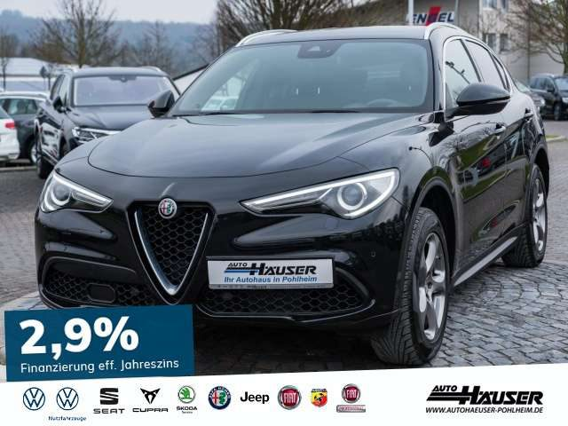 Stelvio, Super 2.0 Turbo AT8 Q4 VELOCE NAVI XENON
