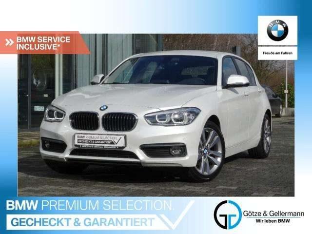 BMW, 116, d Advantage //Leas.ab EUR149,-inkl.*