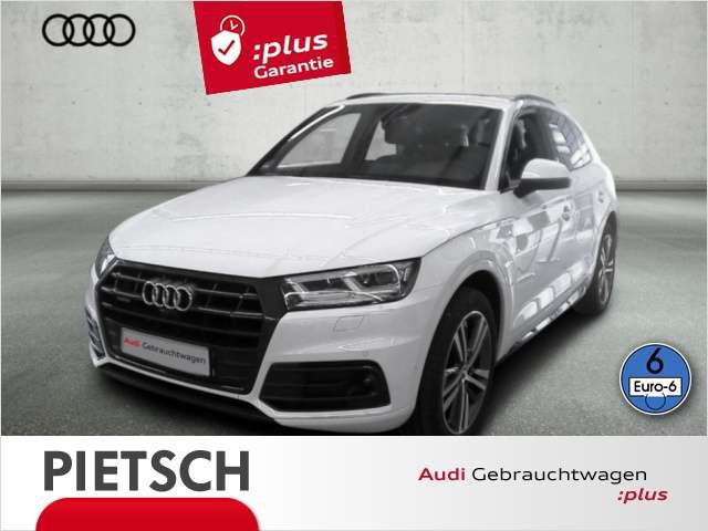 Audi, Q5, 2.0 TDI quattro S Line-AHK ACC LED Virt.Cockp.