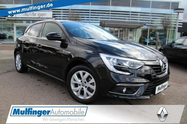 Renault, Megane, Limited Deluxe TCe 115 Bluetooth