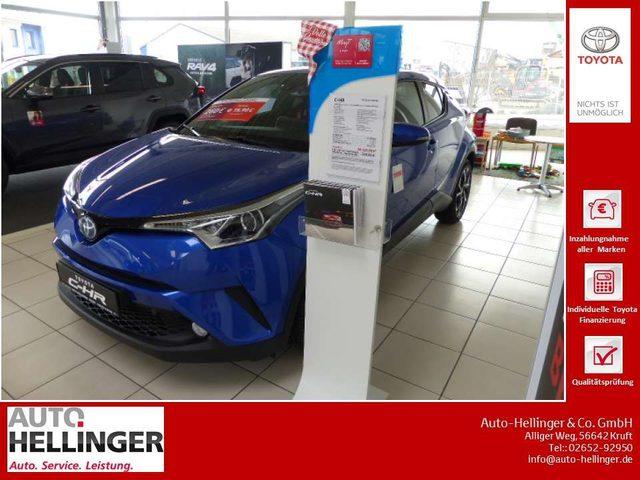 Toyota, C-HR, Hybrid Club