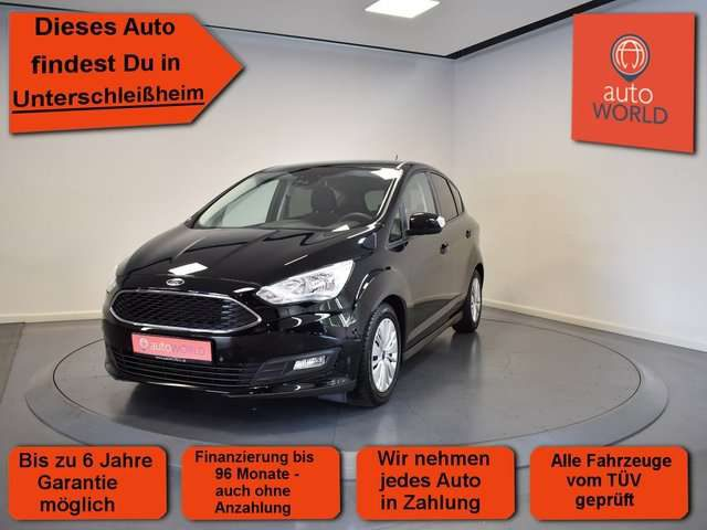 Ford, C-Max, 1.5 EcoBoost Cool&Connect (EURO 6d-TEMP) I
