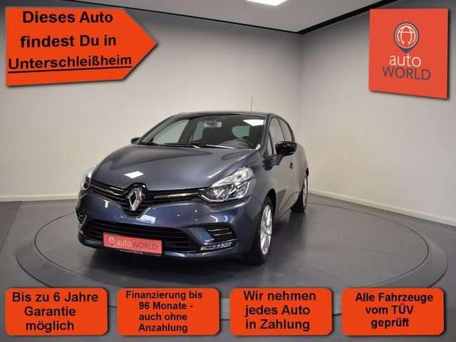 Renault, Clio, IV Limited TÜV, AU und Inspektion neu!
