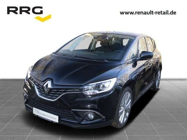 Renault, Scenic, SCENIC IV 1.3 TCe 115 LIMITED DELUXE Rückfahrkam