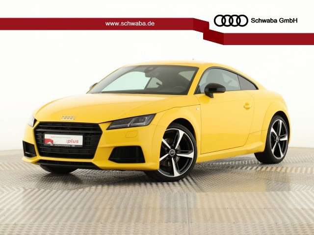 TT, Coupé 2.0 TFSI S line Selection *LED*NAVI*19