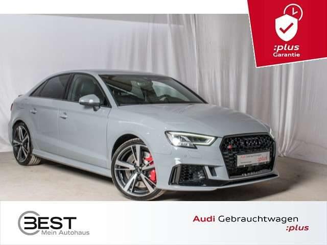 Audi, RS3, 3 Limousine 2.5 TFSI quattro Matrix, Sportbagas, V