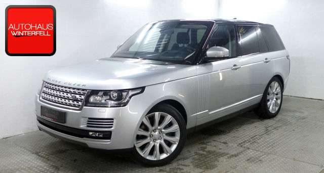 Range Rover, 4.4 SDV8 VOGUE LUFT,MASSAGE,SITZKLIMA