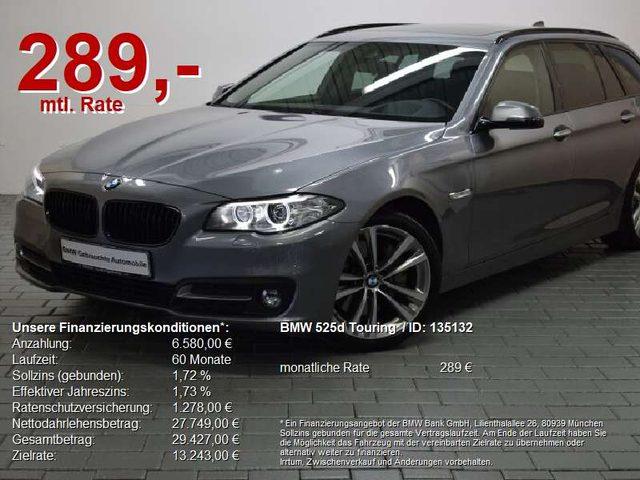 525, d Touring ...sehr gut ausgestattet!