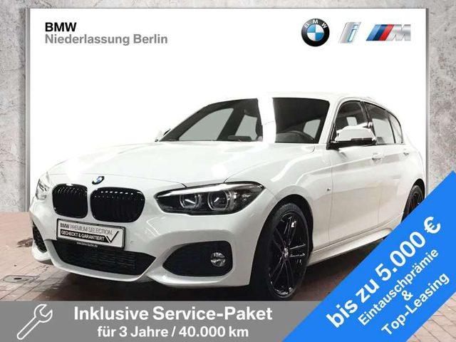 BMW, 118, i 5-Türer EU6d-Temp M Sport Shadow Leder LED