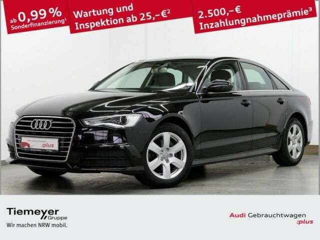 A6, 2.0 TDI HuD MEMORY ST.HEIZ SPORTSITZE SIDE-AS