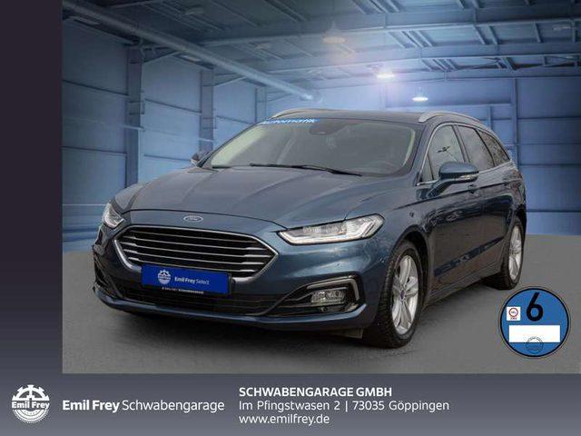 Ford, Mondeo, Turnier 2.0 EcoBlue Aut. Titanium LED