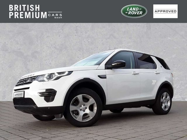 Discovery Sport, D150 FWD Pure *0,99%* AHK/18''