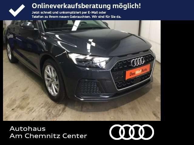 Audi, A1, 30 Sportback 1.0TFSI advanced LED MMI Radio+