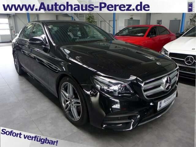 Mercedes-Benz, E 220, d 9-G AMG COMAND-BEAM-AMBIENTE-KAMERA-PTS