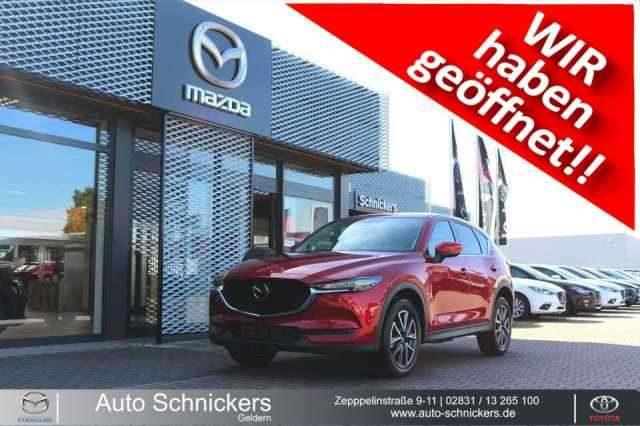Mazda, CX-5, SKYACTIV-D SPORTS-LINE LEDER TEC-P NAV
