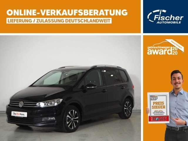 Volkswagen, Touran, TSI 1.5 ACT IQ.DRIVE DSG 7-Sitze/LED/NAV