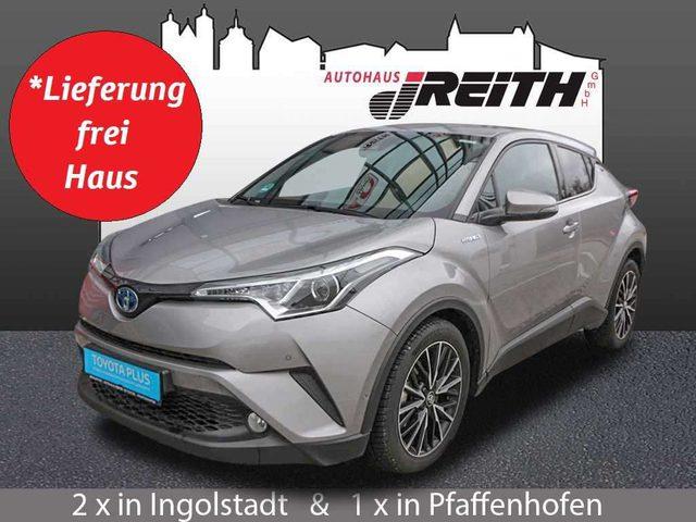 C-HR, Hybrid Team Deutschland