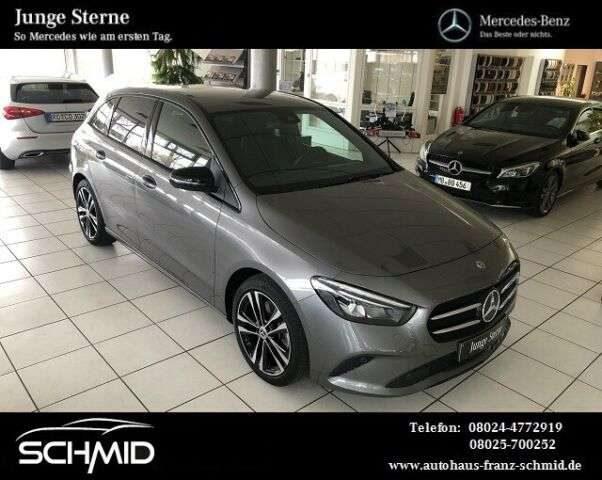 Mercedes-Benz, B 250, 7G Progressive Night Kamera Navi Premium L