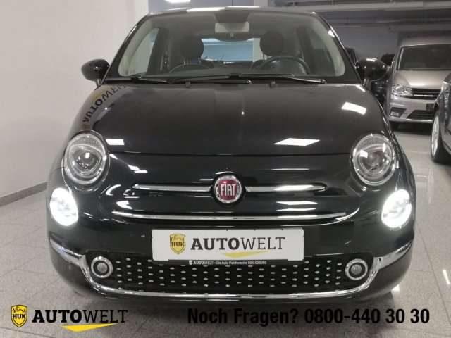 Fiat, 500, 1.2 8V Lounge ECO Pano.-Dach+NAVI+DAB+PDC Klima