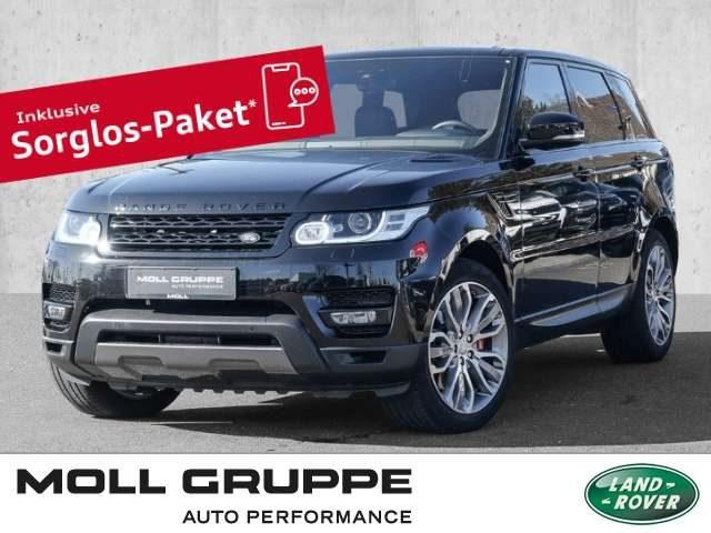 Range Rover Sport, HSE Dynamic SDV6 FAP Pano el.Sitze