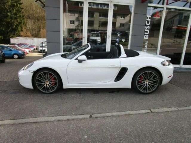 Porsche, Boxster, 718 S Bi-Xenon/Navi/Sportsitze/ACC