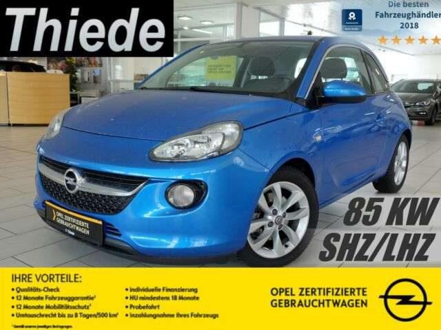 Opel, Adam, 1.0T JAM ALU/KLIMA/R 4.0 /SHZ
