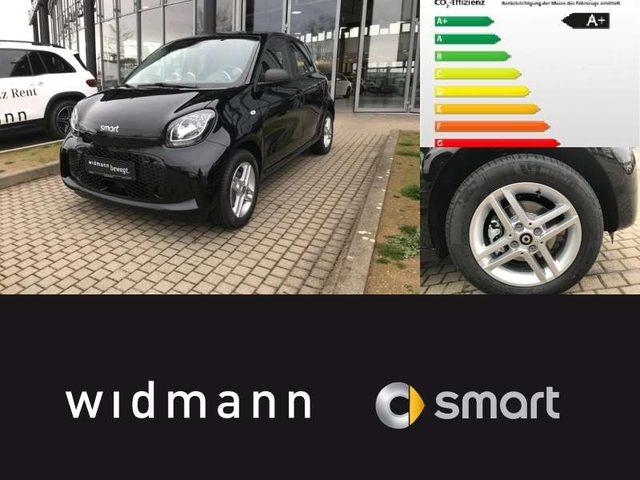 smart, forFour, EQ *Sitzheizung* DAB-Radio* Plus-Paket *