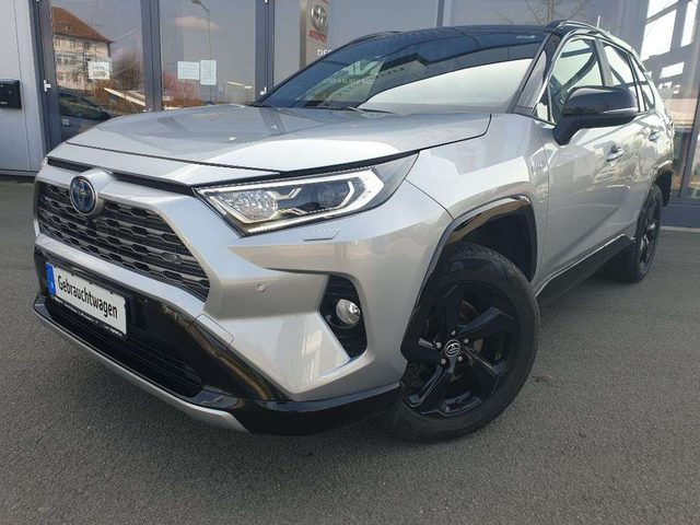 Toyota, RAV 4, 2.5 4x2 Hybrid Style Selection